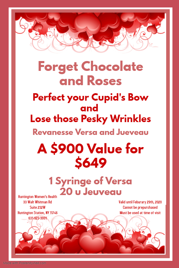 Copy of Valentines Sale - Made with PosterMyWall